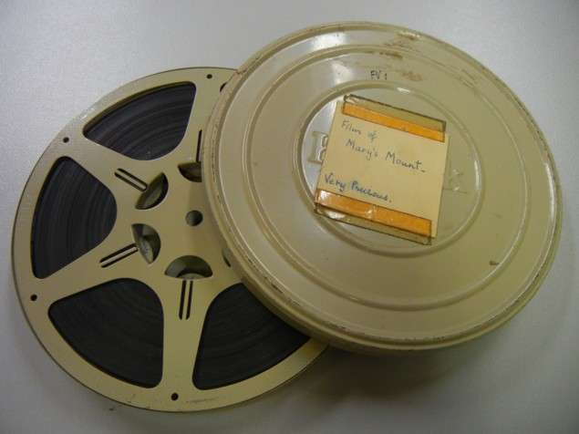 Visual Recordings – Video Tapes, Films, DVDs