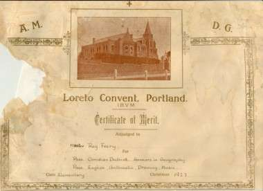 Records Relating to Portland