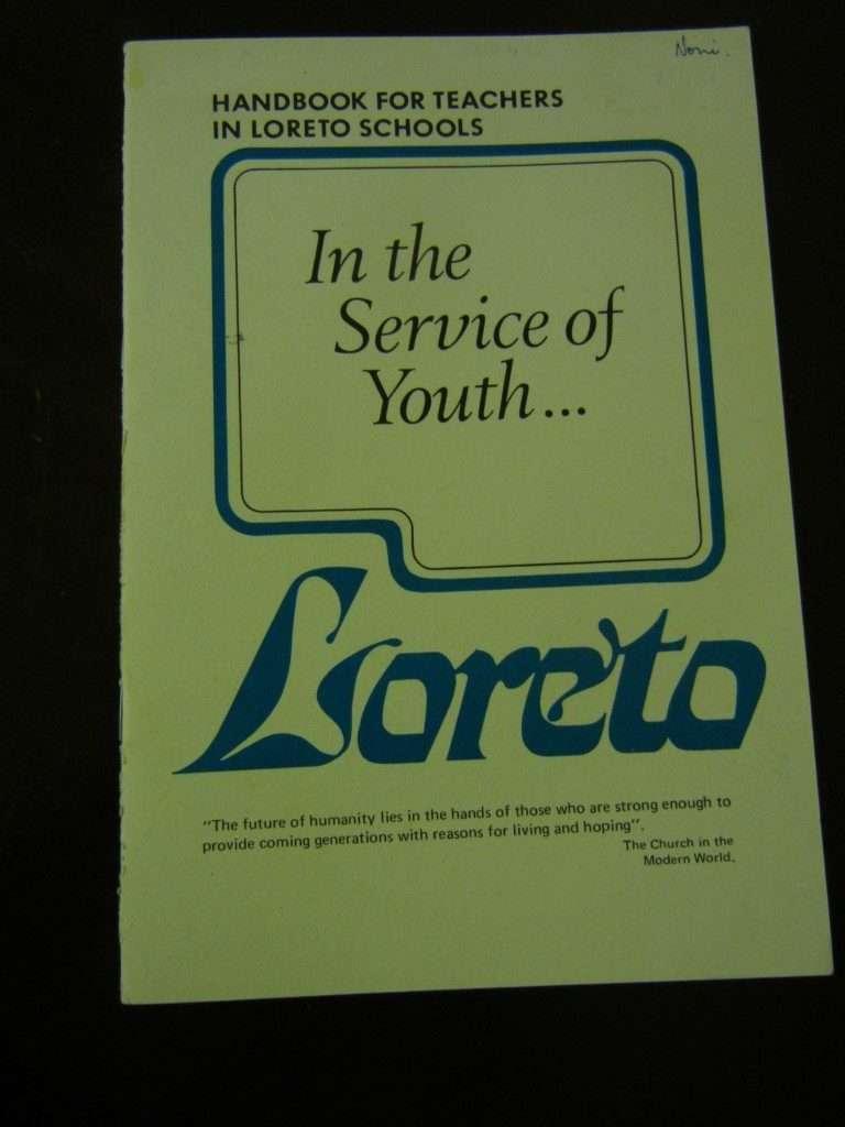 Records Relating to Loreto Education