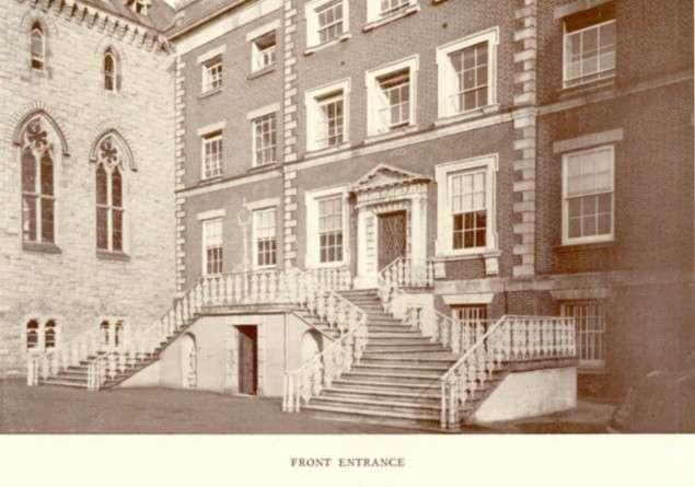 Memoirs of Loretto, Rathfarnham
