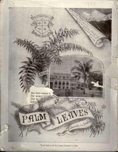 Palm Leaf Loreto Magazines – India