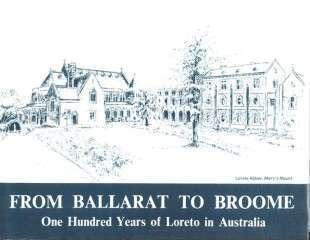 "Reference Material, Proof Sheets and Sketches for ""From Ballarat to Broome"" M. Mildred Dew 1975"