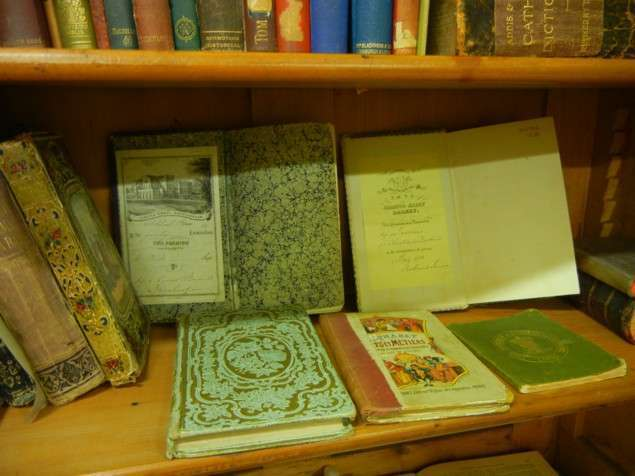 Books Given to or Owned by IBVM