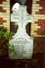 Register of Deaths of Sisters