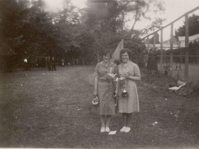Personal Papers and Memorabilia of Margaret Tobin