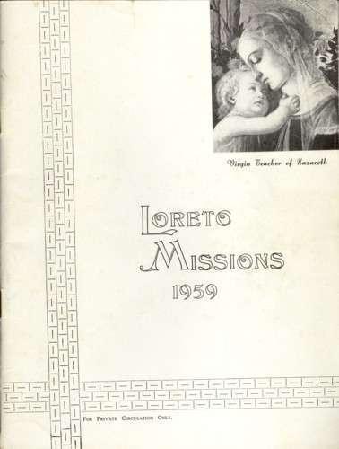 Loreto Missions Magazines