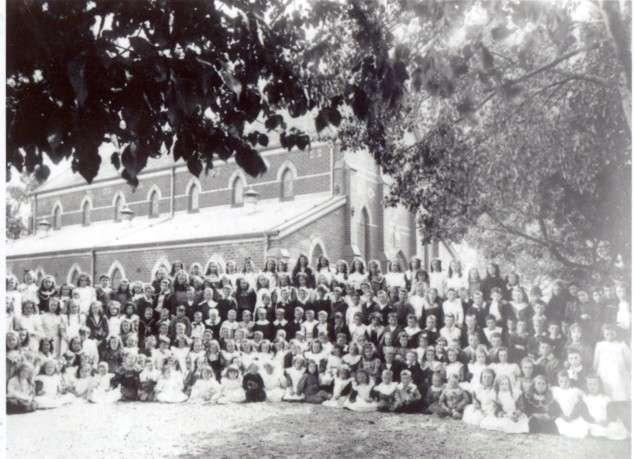 Records relating to St. Aloysius Parish Primary School Redan