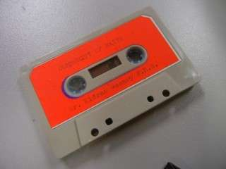 Audio Recordings – Tapes, Compact Discs, Records